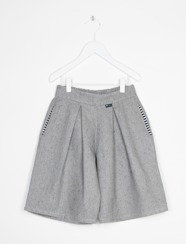 Jupe-culotte MARGAUX